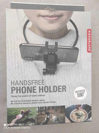 suporte mãos livres para smartphone