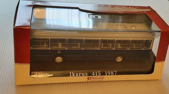 Atlas Bus Colecion Ikarus 415 1:72