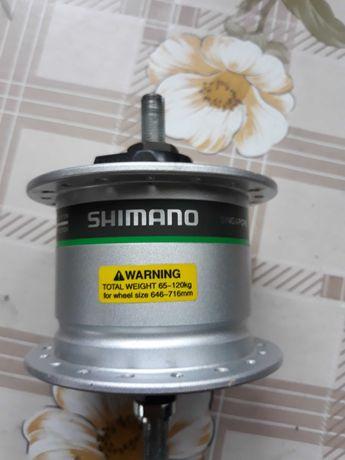 Dynamo w piascie Shimano prądnica