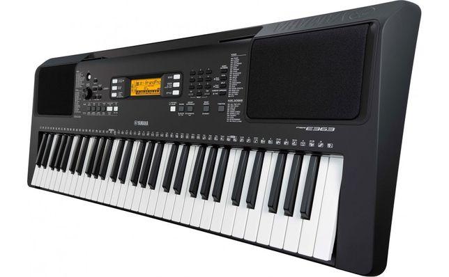 Keyboard Yamaha PSR-E363 BRATPOL TORUN
