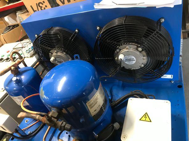 Komora chłodnicza Agregat do chłodni montaż