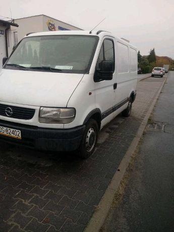 Sprzedam Opel Movano