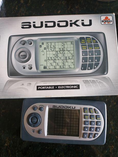 Sudoku eletrónico