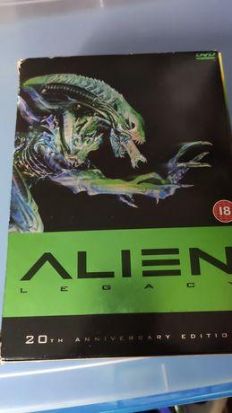 Alien Legacy edição especial 4 dvd