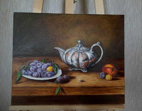 Картина олійними фарбами