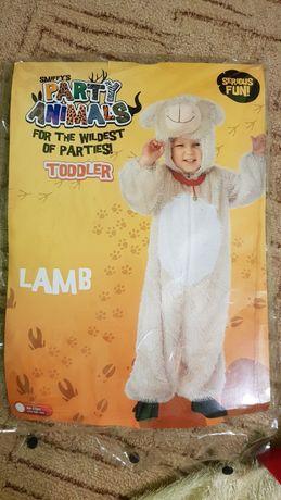 Strój owieczki dla dziecka