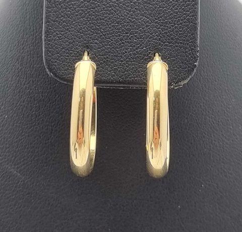 Złote kolczyki P.585 2,51G