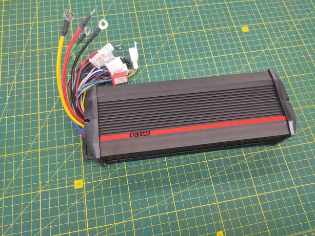Контроллер синусный мотор-колеса 48 вольт 1000Вт