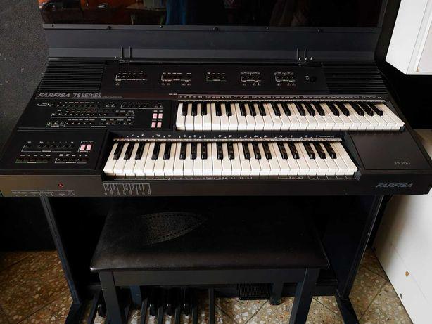 Órgão Musical Farfisa TS-Series