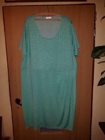 Duża sukienka 58 60