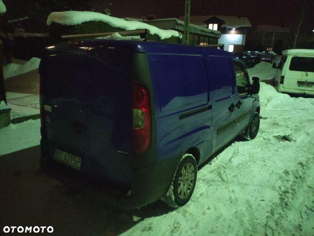 Fiat Doblo Fiat Doblo Cargo MAXI