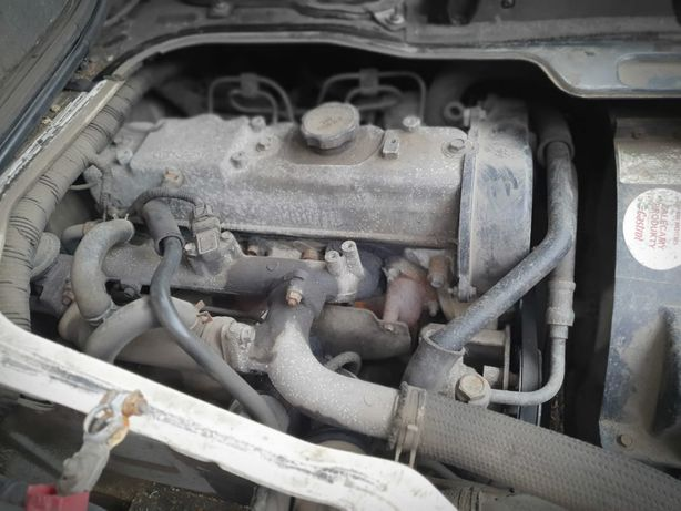 kia pregio tci 2.5 silnik