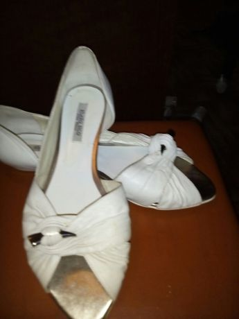 Туфли- лодочки кожа 40 р.Studio sico Италия кожа
