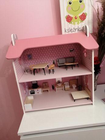 Domek mały dla lalek