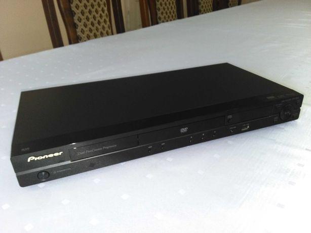 DVD odtwarzacz PIONEER DV-320 K z pilotem
