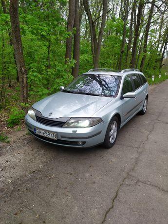 Лагуна2 2002 2.2 дизель