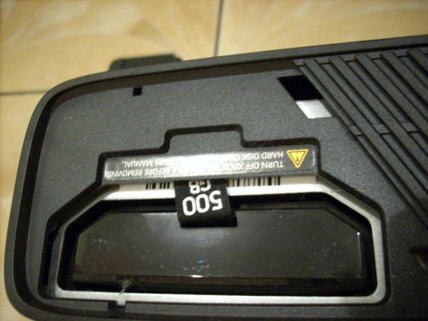 """500 GB dysk HDD XBOX 360 SLIM oryginalny Microsoft 2,5"""" laptop SATA"""