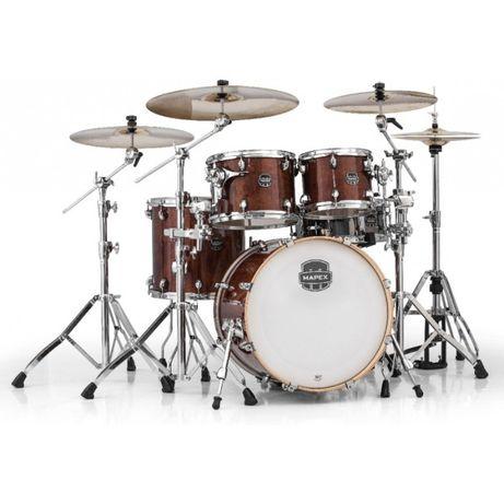 Nowa perkusja Mapex Armory Transparent Walnut