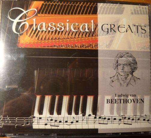 Classical Greats - Ludwik van Beetoven + Czajkowski Arcydzieła + Złote