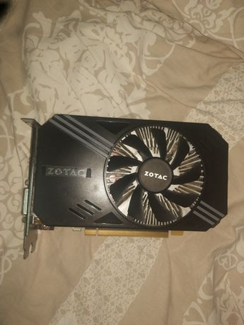 Видеокарта Zotac GTX 1060 6 GB ITX