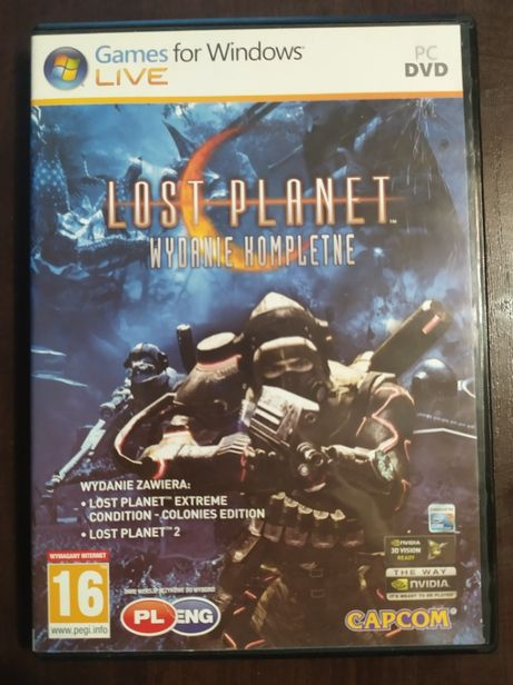 Lost Planet - Gra na PC