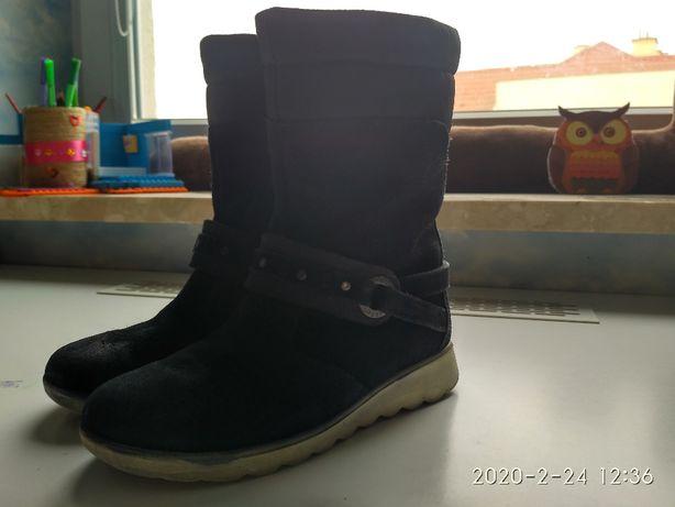 ECCO buty kozaczki buciki skóra r. 31 Bartek