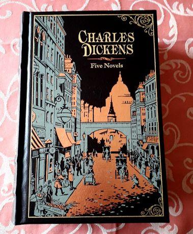 Charles Dickens - Five Novels - Edition Barnes & Noble 2010