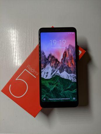 Xiaomi Redmi 5 3/32 + три чохла в подарунок!!!
