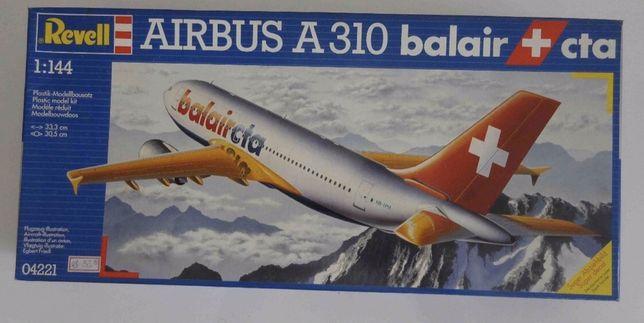 Revell Airbus A310 Balaircta Novo