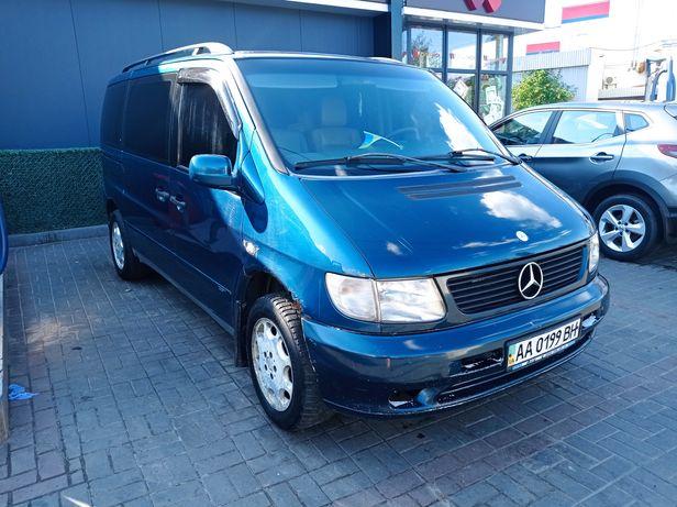 Mercedes Vito V 230 газ-бензин