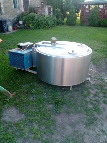 Schładzalnik do mleka 600 litrów