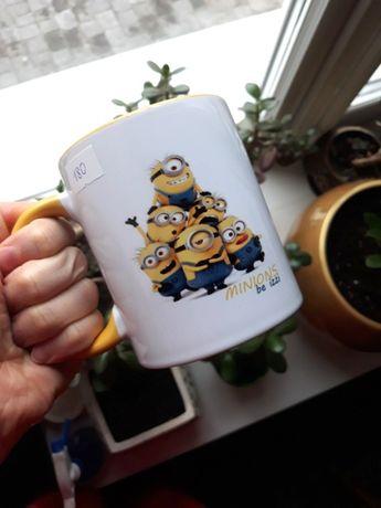 Чашка с миньенами, Миньены подарок на день рождения
