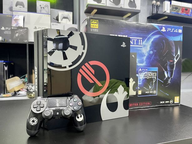 Playstation 4 pro Star Wars Limited Edition