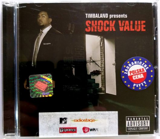 Timbaland Shock Value 2007r