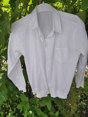 Белые рубашки мальчику