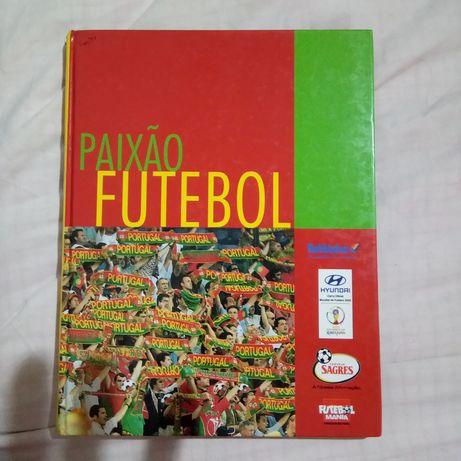 Livro A Paixão do Futebol