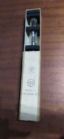 Передающая телевизионная трубка ли-421-1