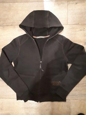 Wyprzedaż szafy - czarna bluza damska S