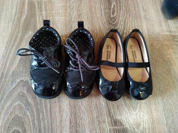 Чорні туфлі H & M