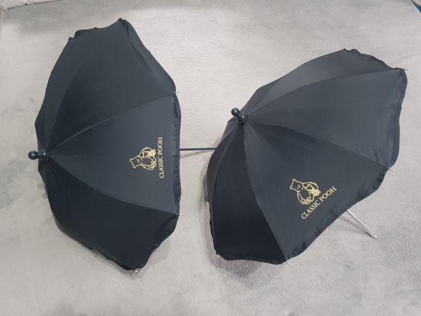 Parasolki do wózka dla bliźniąt bliźniaków