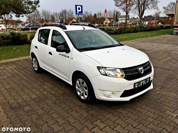 Dacia Sandero Stepway 1.2 75km klima navi reling el.szyby PL