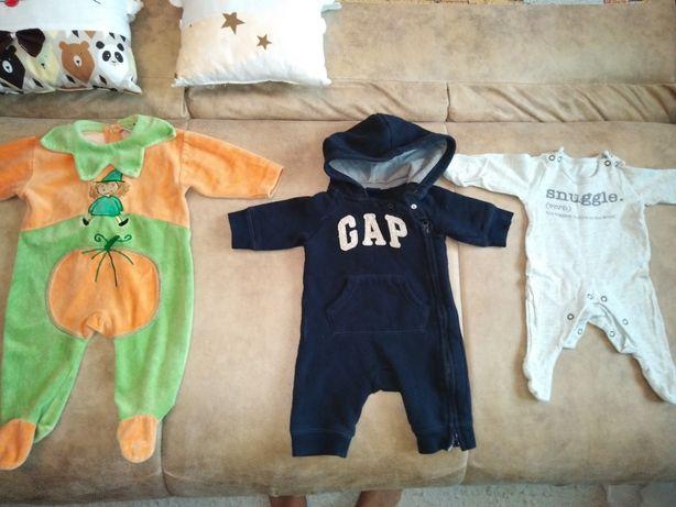 Одежда на ребёнка от 0-3