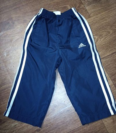 Штаны спортивные adidas на мальчика 2 года