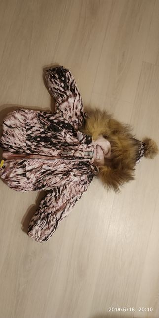 Зимний костюм комбинезон Ленне Lenne