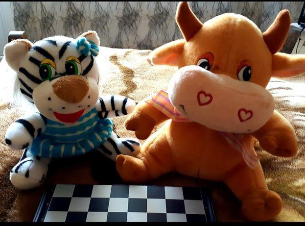 Іграшки м'які. Мягкие игрушки