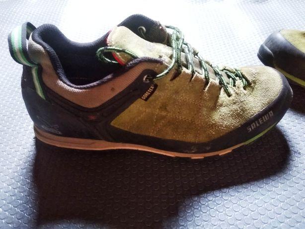 Трекинговые кроссовки Salewa MS MTN