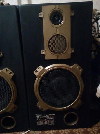 Колонки С S90 усилитель романтика звук амфитон