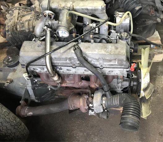 Двигатель в сборе Мотор Sprinter 2,9 OM602