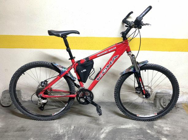 Bicicleta Kona Cinder Cone