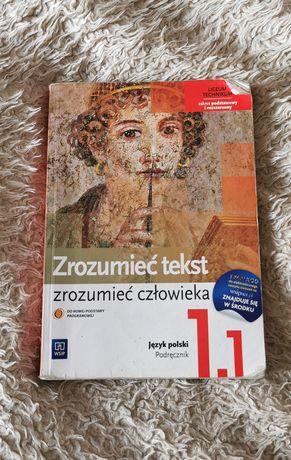 Podręcznik do polskiego - Zrozumieć tekst. Zrozumieć człowieka.